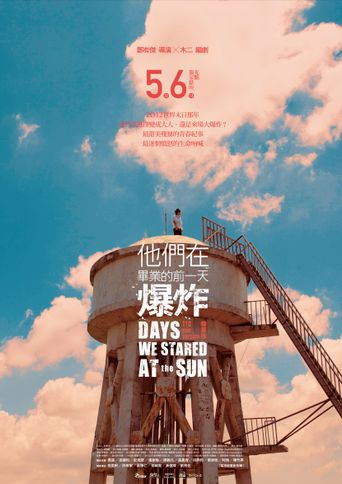 Days We Stared at the Sun Poster
