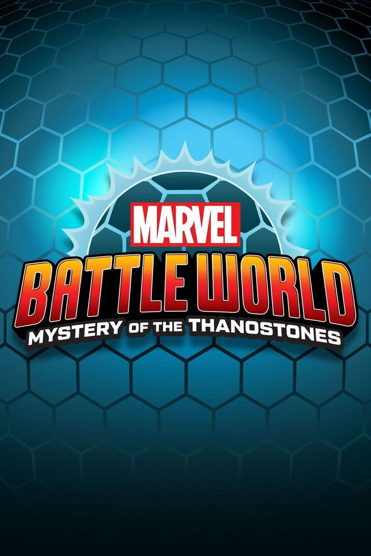 Marvel Battleworld: Mystery of the Thanostones Poster