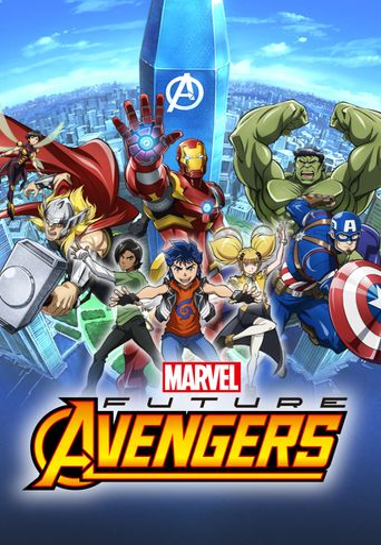 Marvel's Future Avengers Poster