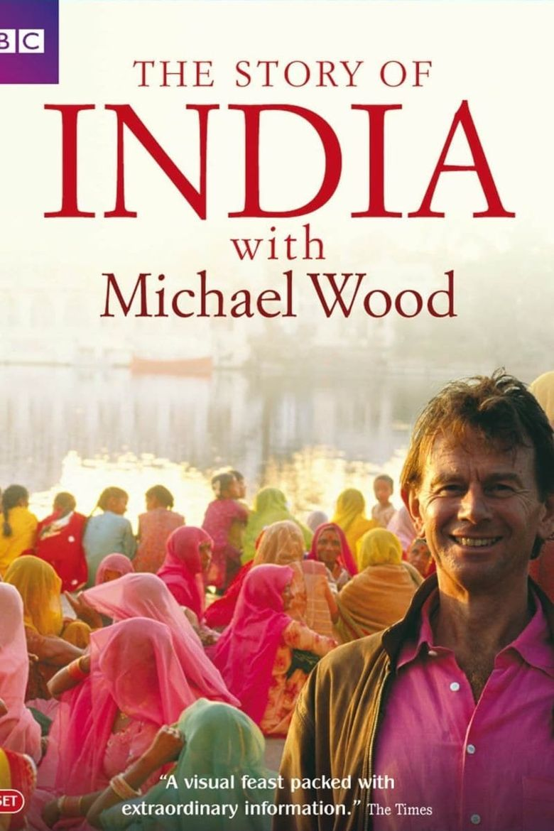 The Story of India Poster