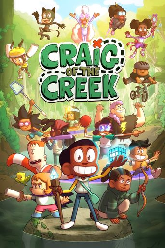Craig of the Creek Poster