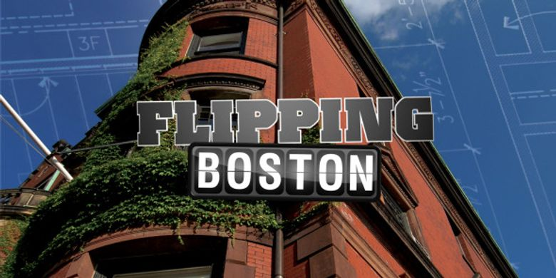 Flipping Boston Poster
