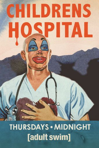 Childrens Hospital Poster