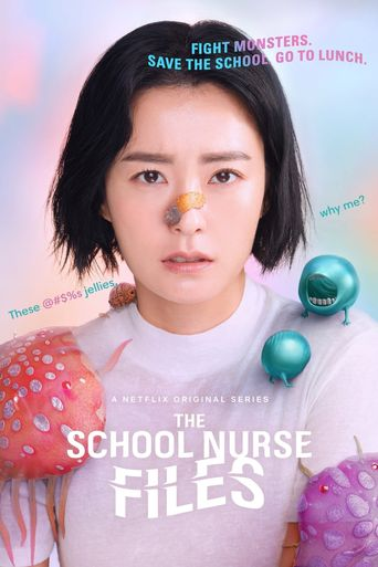 The School Nurse Files Poster