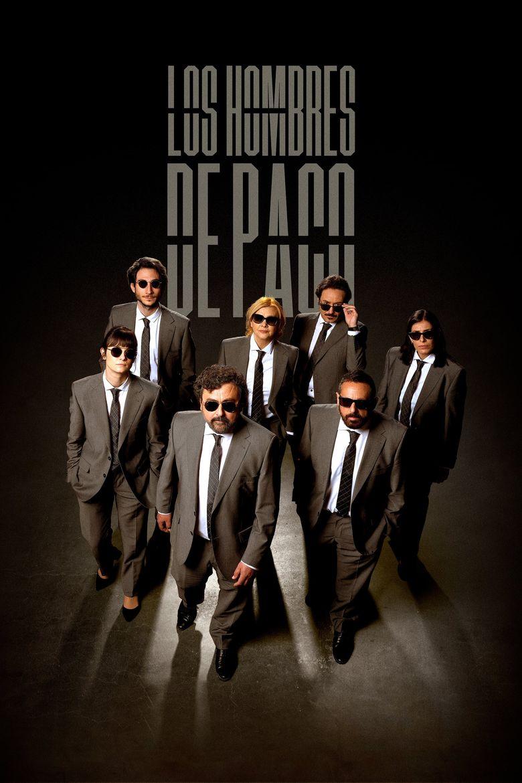 Los hombres de Paco Poster