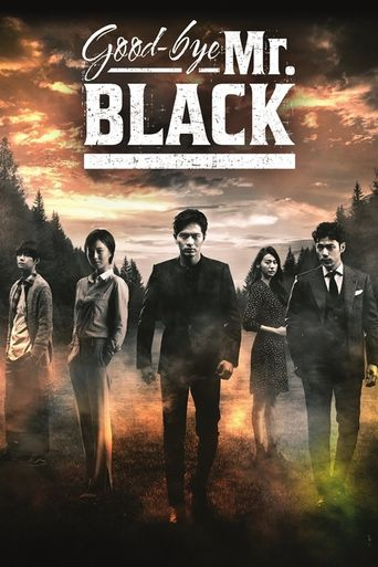 Goodbye Mr. Black Poster