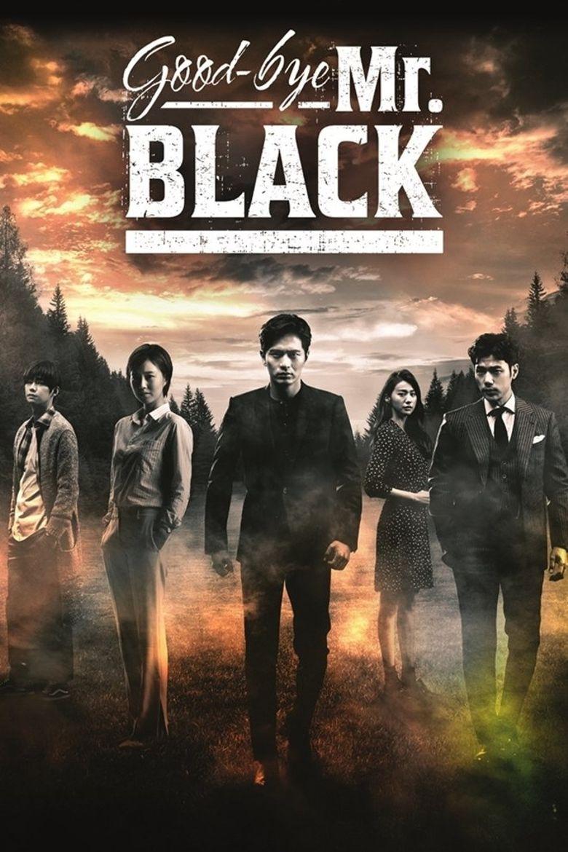 Goodbye Mr. Black Poster