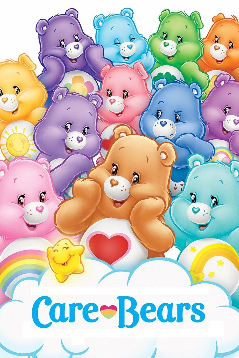 The Care Bears Poster