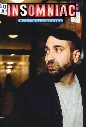 Insomniac with Dave Attell Poster