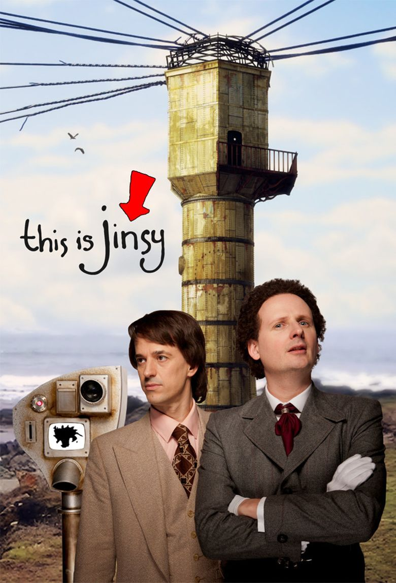 This is Jinsy Poster