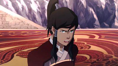 Season 04, Episode 02 Korra Alone