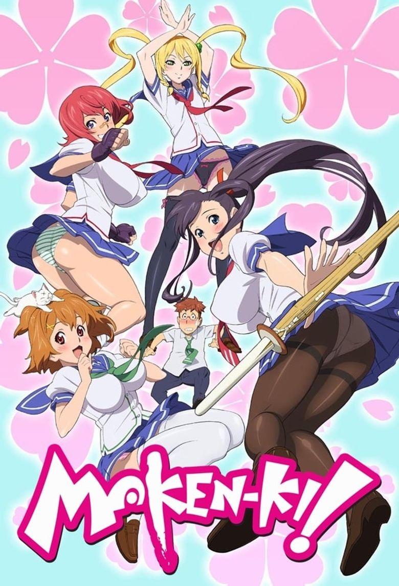 Maken-Ki! Battling Venus Poster