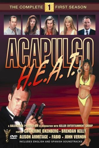 Acapulco H.E.A.T. Poster