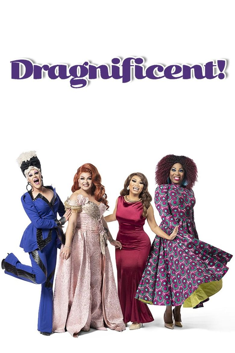 Dragnificent! Poster