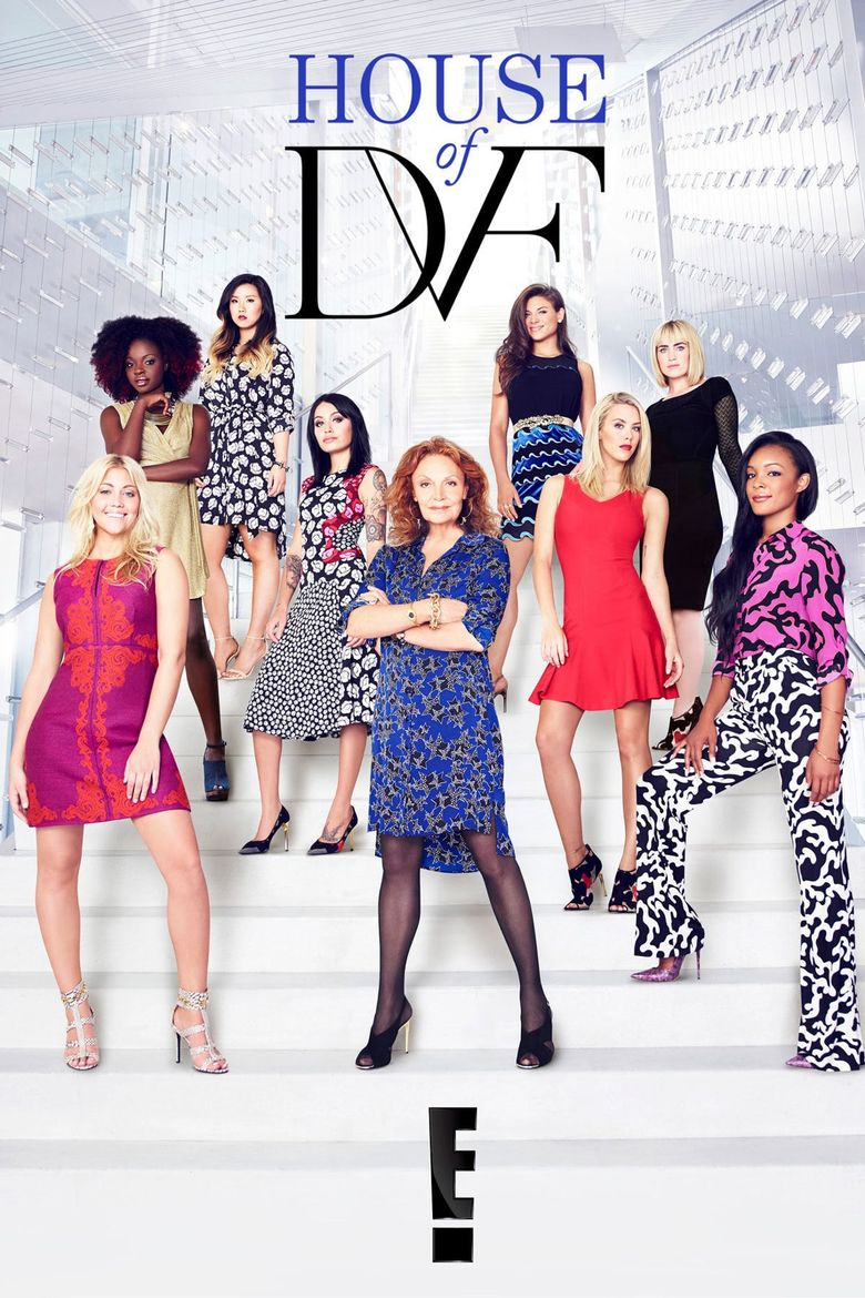 House of DVF Poster