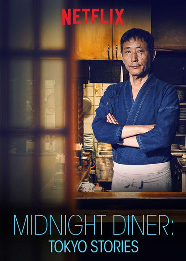 Midnight Diner: Tokyo Stories Poster