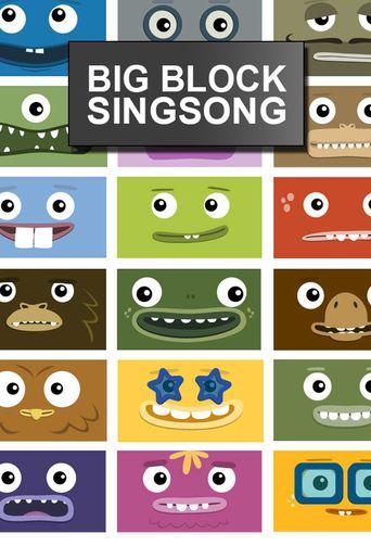Big Block SingSong Poster