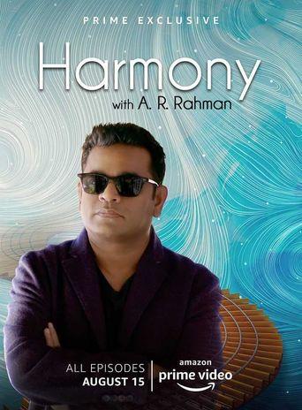Harmony with A R Rahman Poster