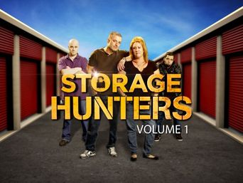 Storage Hunters Poster