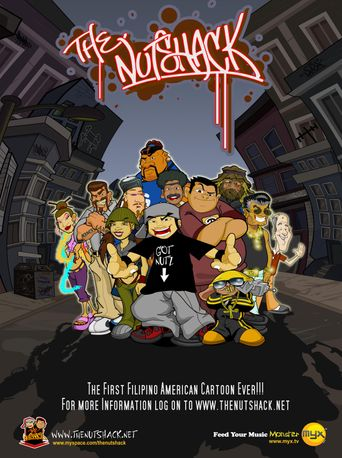 The Nutshack Poster
