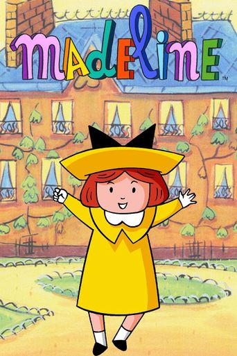 The New Adventures Of Madeline Poster