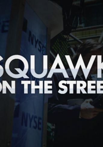 Squawk on the Street Poster