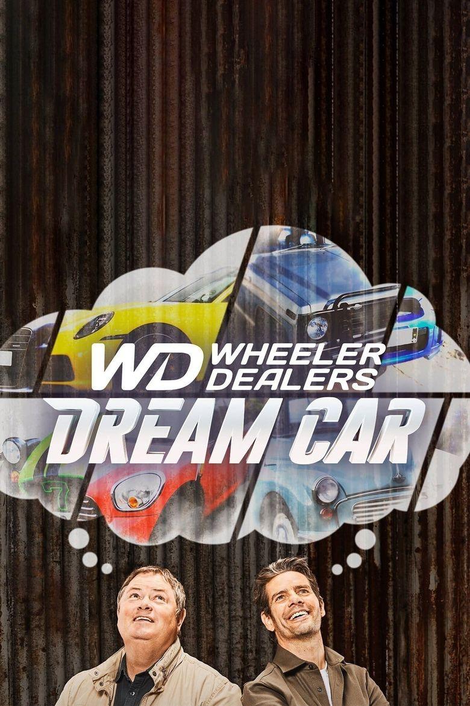 Wheeler Dealers: Dream Car Poster