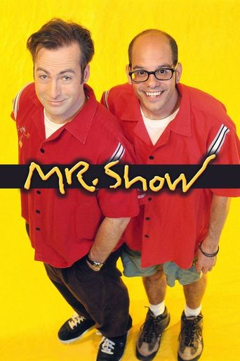 Mr. Show with Bob and David Poster