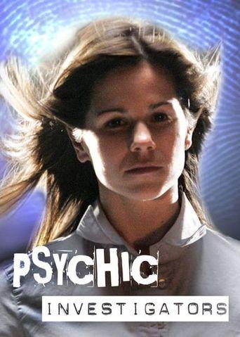 Psychic Investigators Poster