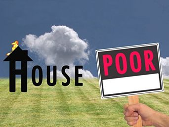 House Poor Poster