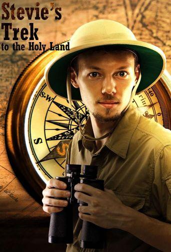 Stevie's Trek to the Holy Land Poster