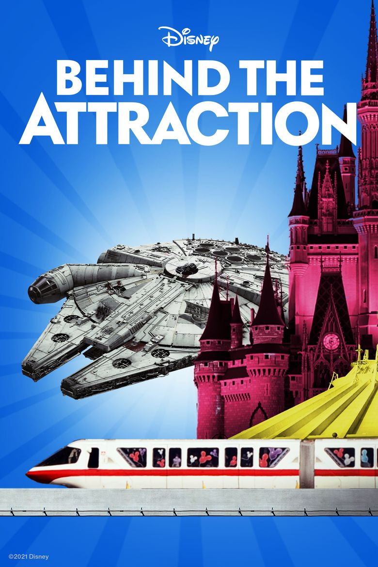 Behind the Attraction Poster