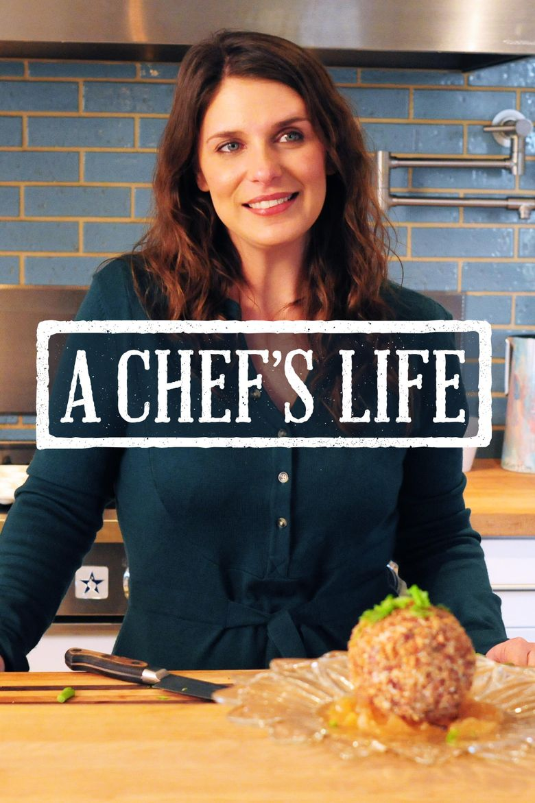A Chef's Life Poster