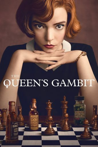 The Queen's Gambit Poster