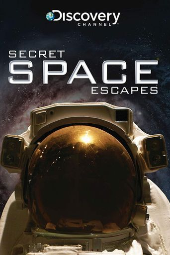 Secret Space Escapes Poster
