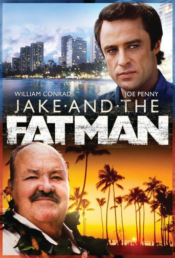 Jake and the Fatman Poster