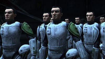 Season 03, Episode 01 Clone Cadets