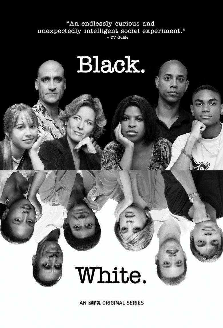 Black. White. Poster