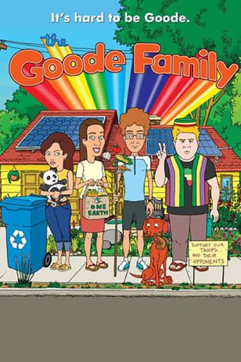 The Goode Family Poster