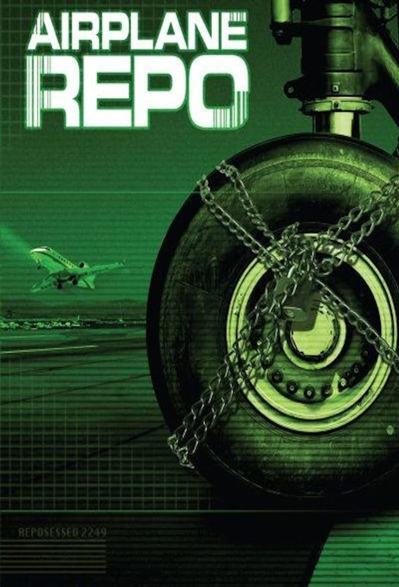 Airplane Repo Poster