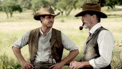 Season 01, Episode 01 First Son of Texas