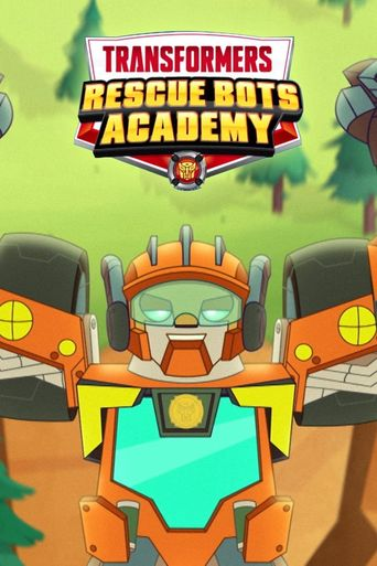 Transformers: Rescue Bots Academy Poster