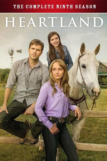 Heartland - Watch Episodes on Netflix, Prime Video, Hulu, Up