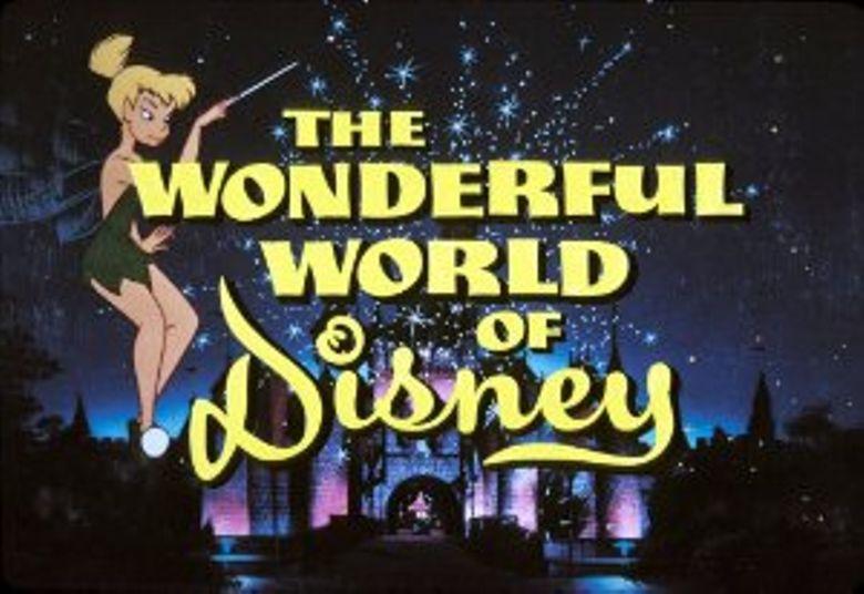 The Wonderful World of Disney Poster