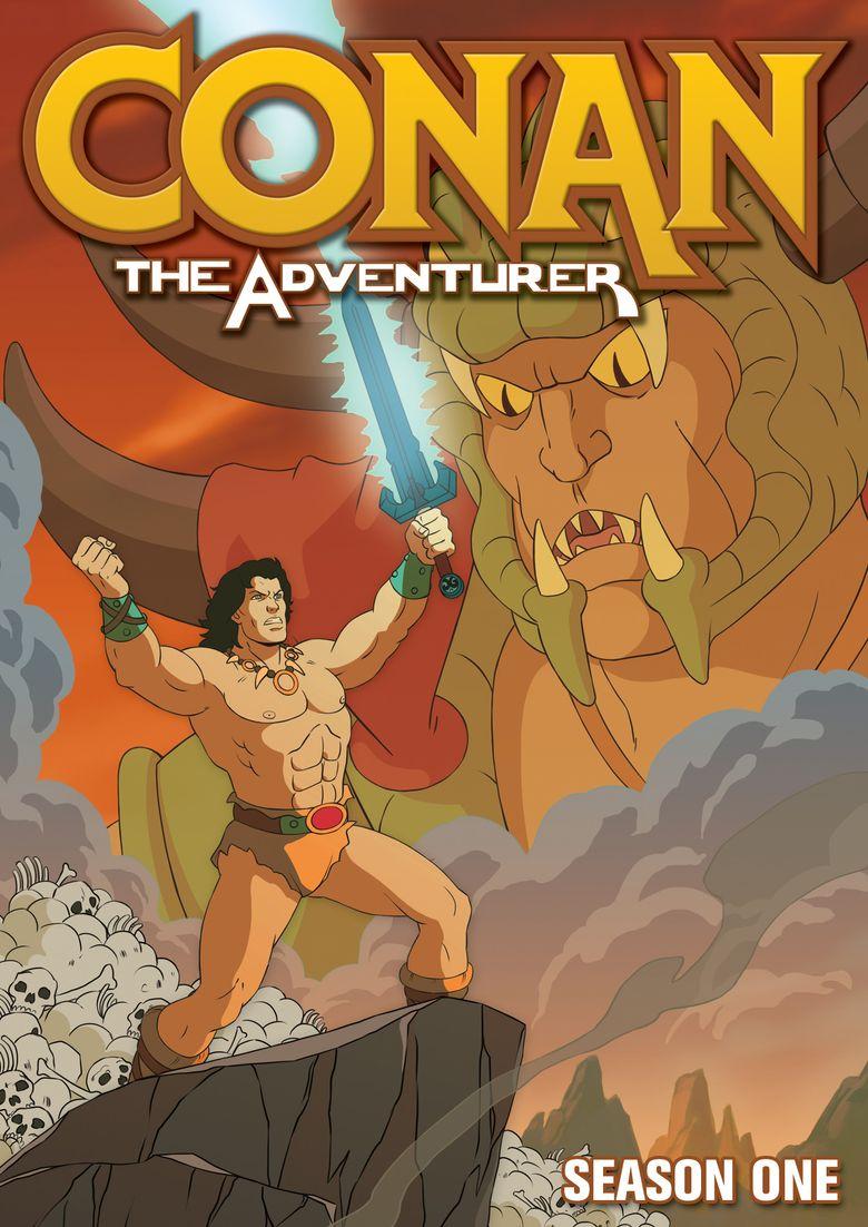 Conan the Adventurer Poster