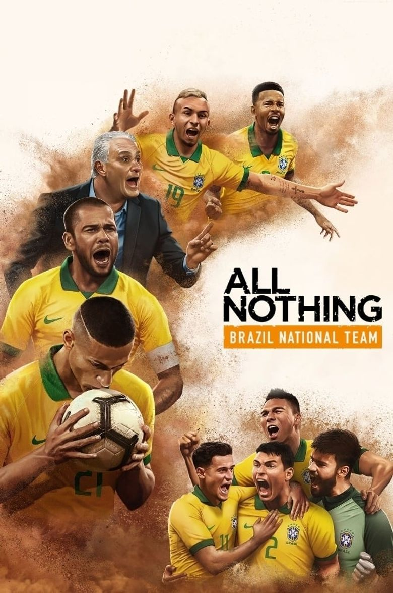 All or Nothing: Brazil National Team Poster