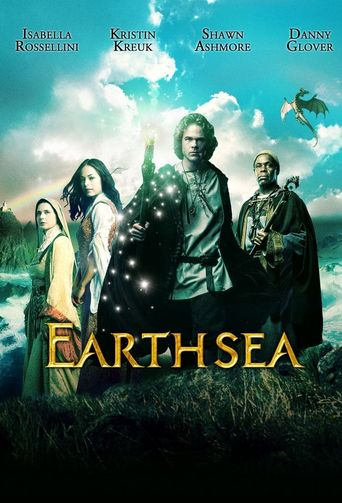 Legend of Earthsea Poster