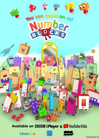 Numberblocks Poster