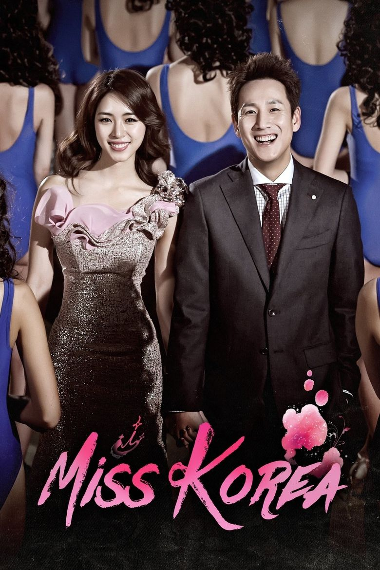 Miss Korea Poster