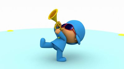 Season 03, Episode 01 Pocoyo's Band